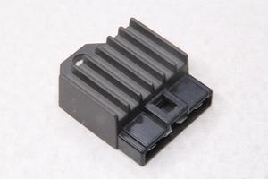 Реле-регулятор напряжения (реле зарядки) 2Т,4Т 50-150куб.см.,Ямаха, Сузуки (4 контакта в ряд)