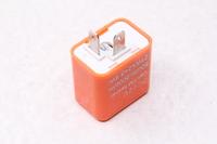 Реле указателей поворота 12в ( универсальное,с регулеровкой частоты моргания,подходит для светодиодных поворотников)