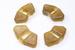 Демпфер (резинки) звезды заднего колеса Альфа-Дельта-Актив-Зодиак (силиконовые)