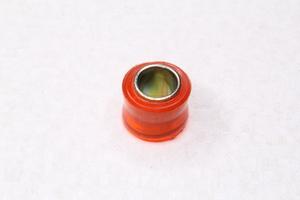 Сайлентблок амортизатора красный (полиуретановый) D=10мм