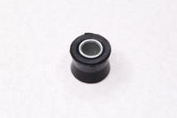 Сайлентблок амортизатора черный D=8мм