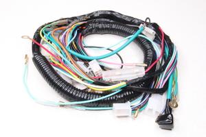 Проводка (жгут проводов) Альфа