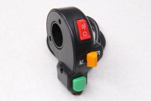 Переключатель (пульт) для мотоцикла,квадроцикла,снегохода,электровелосипеда и самоделок (длина кабеля 32см)