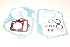 Набор прокладок двигателя мопед Альфа-Дельта 4T 72см3 139FMB (диаметр 47мм)