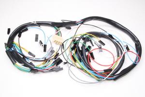 Электропроводка (жгут проводов) для Ява 350 модель 638-639 (Украина)