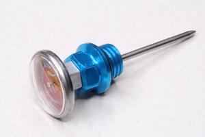 Щуп масляный Альфа 50-72 куб.см.(с индикатором температуры, короткий 40 мм.)