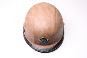 Шлем-каска HARLEY (экокожа)